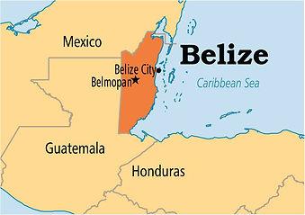 belize location