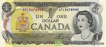 دولار كندي