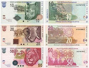 عملة جنوب افريقيا