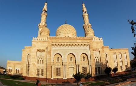 jumairah mosque