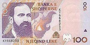 Lek Albanian
