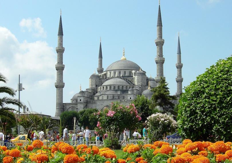 Sultan Ahmet- Blue mosque