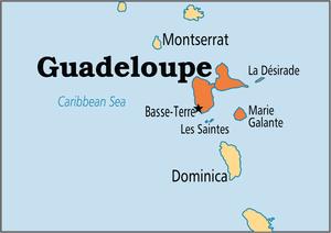 Mayotte location