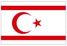 Turkish cypriots flag
