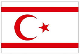 Turkish cypriots flag