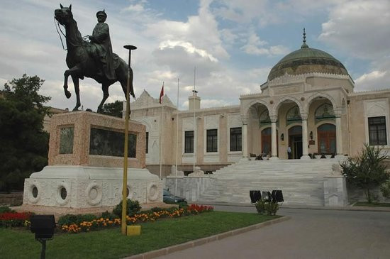 Ethnography Museum of Ankara