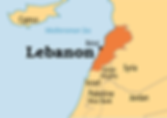 lebanon location