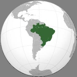 موقع البرازيل