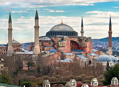 Famous places in Istanbul (Part 1)