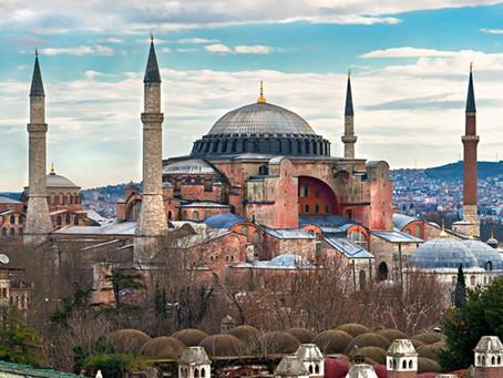 أشهر الأماكن السياحية في تركيا
