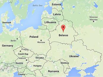 موقع بيلاروس