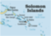 Solomon Islands location