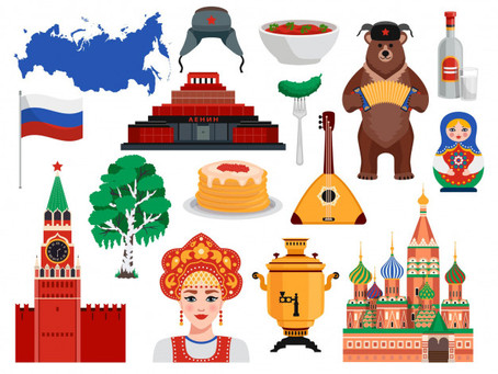 Customs & Traditions in Russia