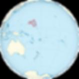 موقع جزر المارشال
