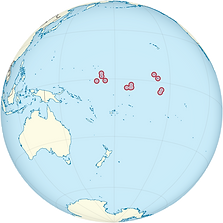 موقع كيريباتي