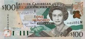 دولار شرق كاريبي