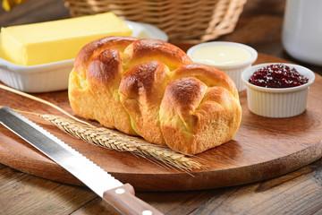 brioche-loaf