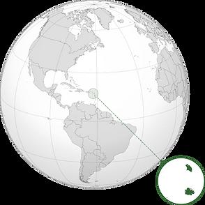 موقع أنتيجا و باربودا