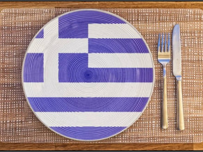 Famous Food in Greece