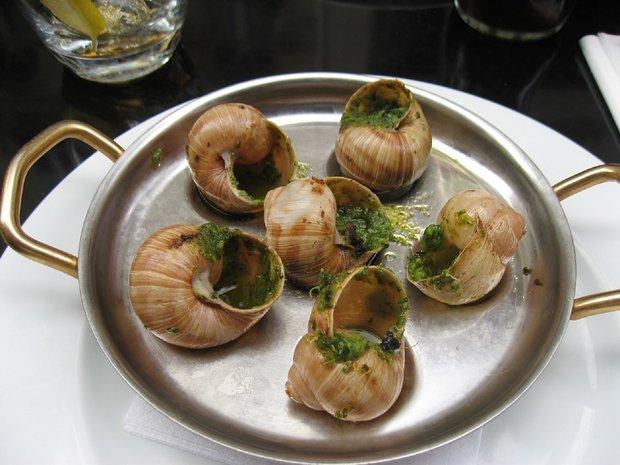 escargot-persillé