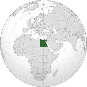 Egypt location