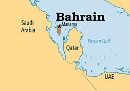 موقع البحرين