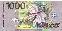 Suriname dollar