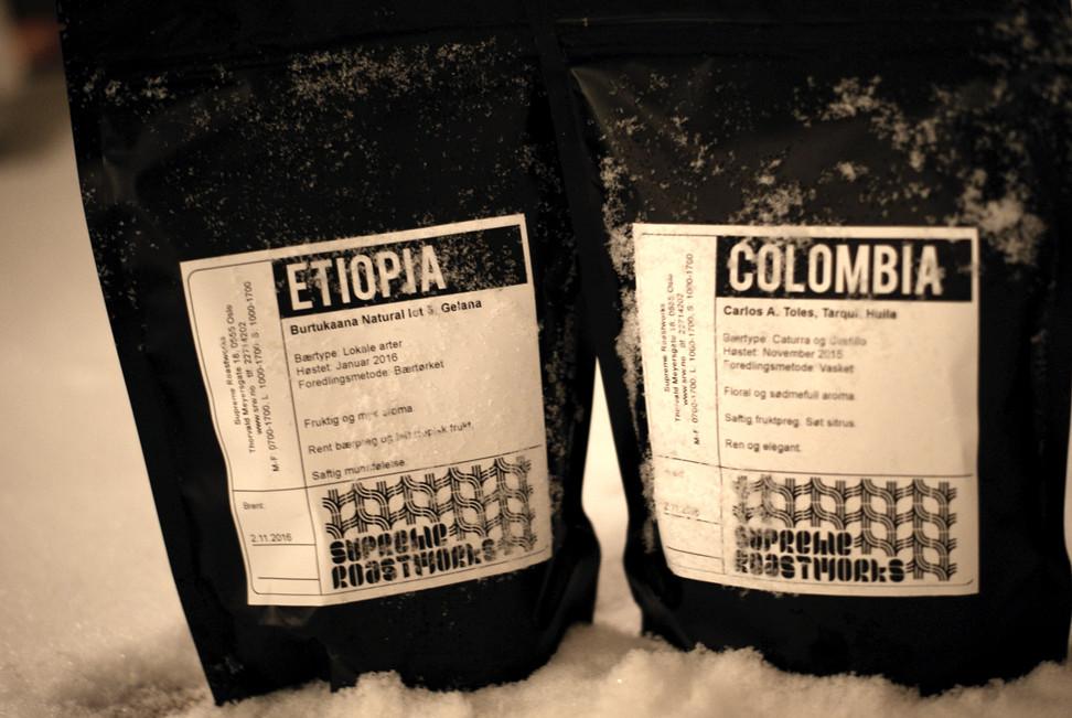 Coffee of the week - #23-16