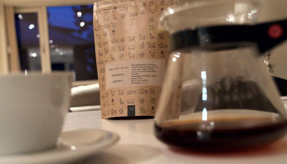 Coffee of the week - #02-17