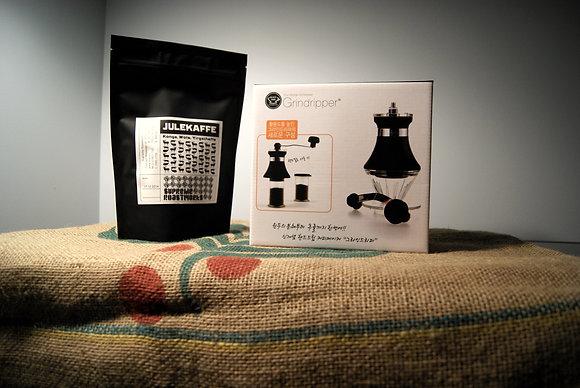 Forhåndsbetalt kaffeabonnement
