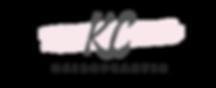 Final - KC Chiropractic Clinic Logo - we