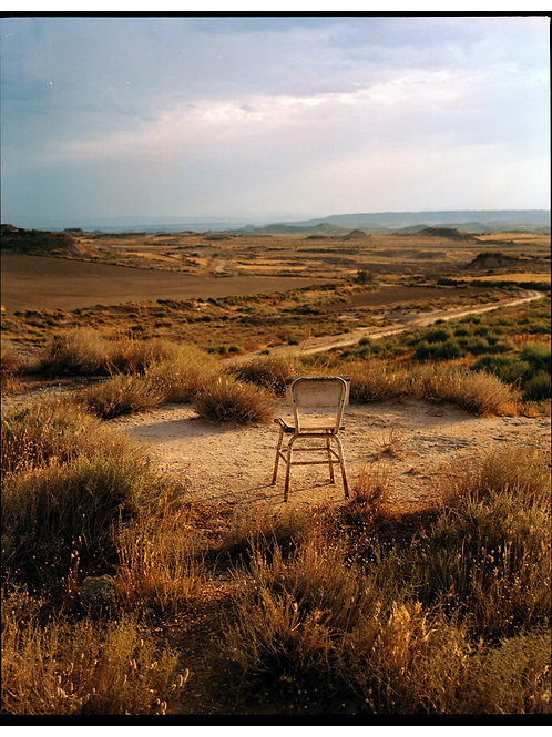 Witness Of Wilder Times, Bardenas Reales, Spain, 2020