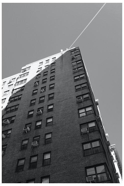Skyline Symmetry, New York, USA, 2019