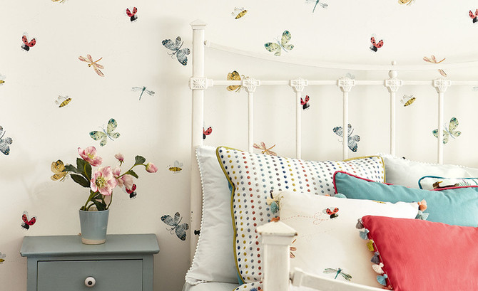 Kids wallcoverings