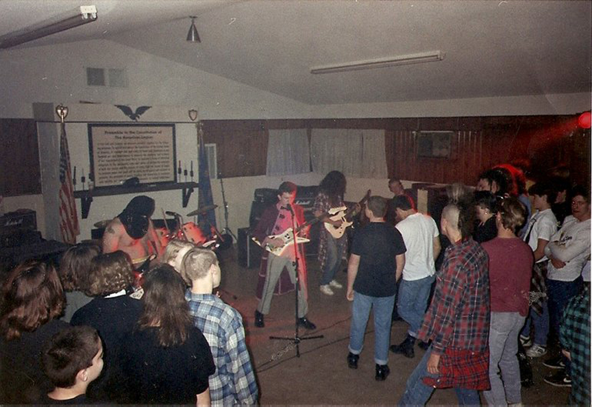 local music scene south carolina