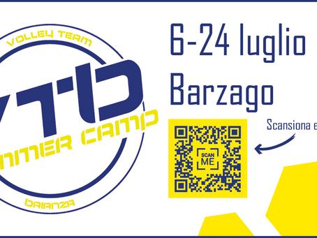 Confermato il VTB Summer Camp