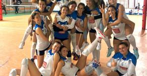 il 3-0 su Chiavenna vale la terza vittoria per la Serie B2