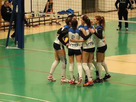 Serie B2 sfiora l'impresa contro Brembo Volley Team