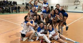 Tie break vincente per la Serie B2 contro Lemen Volley