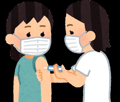 二度目のワクチン接種終了