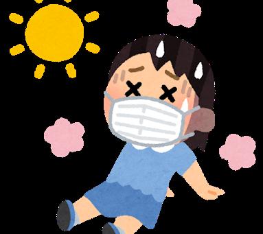 熱中症と足つぼ