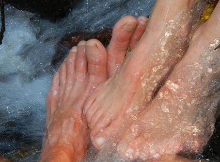 足指の冷え(末端冷え性)について