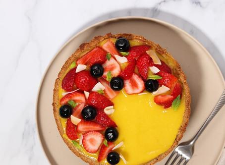 Receita // Cheesecake de maracujá
