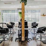 Jagged Salon & Spa San Luis Obispo Booths