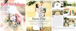 SPREAFICO FARMS CALIFORNIA WEDDING