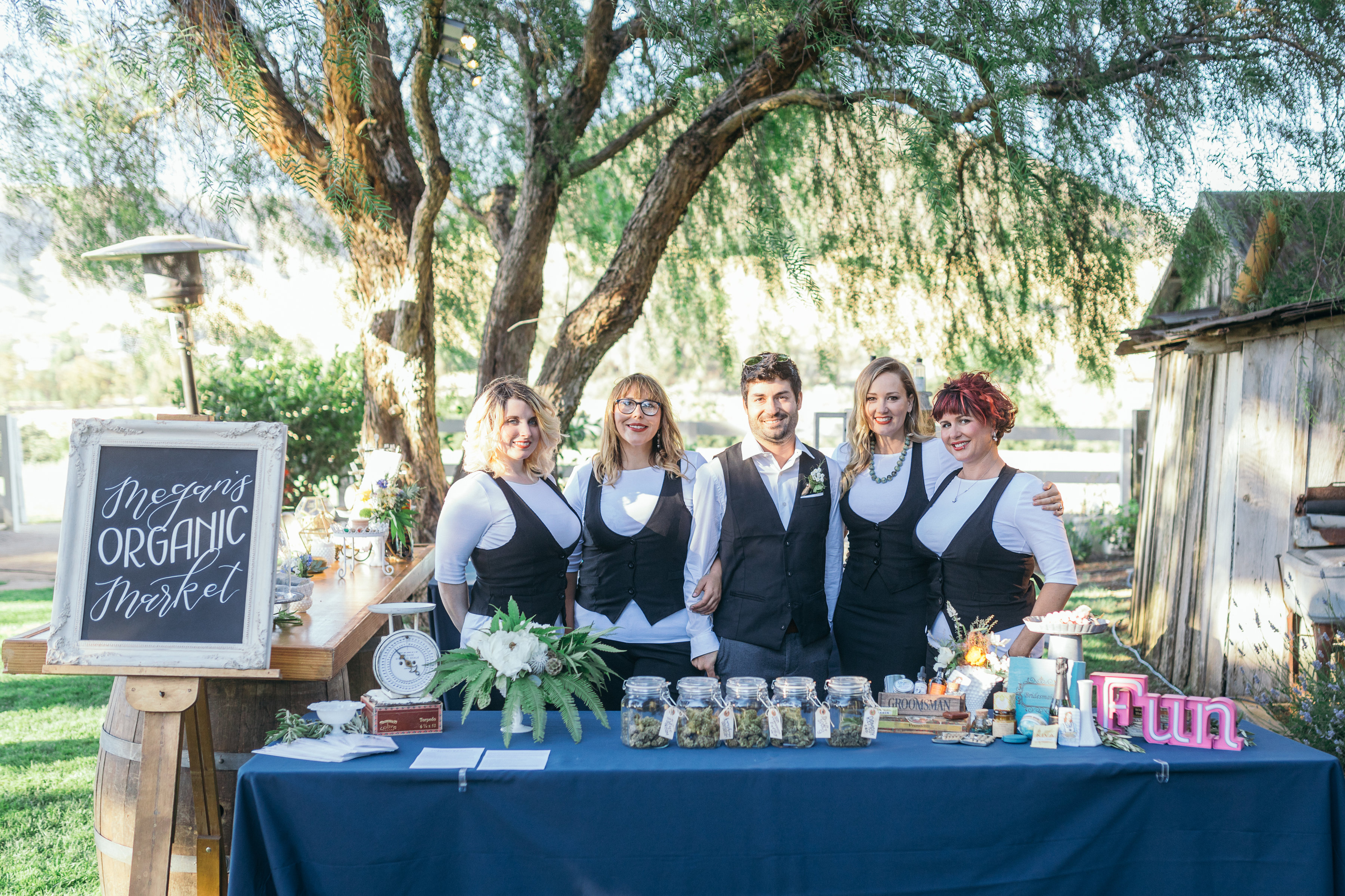 Budtenders - Megan's Organic Market