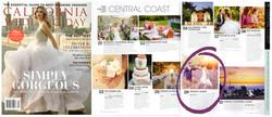 CALIFORNIA WEDDING DAY MAGAZINE