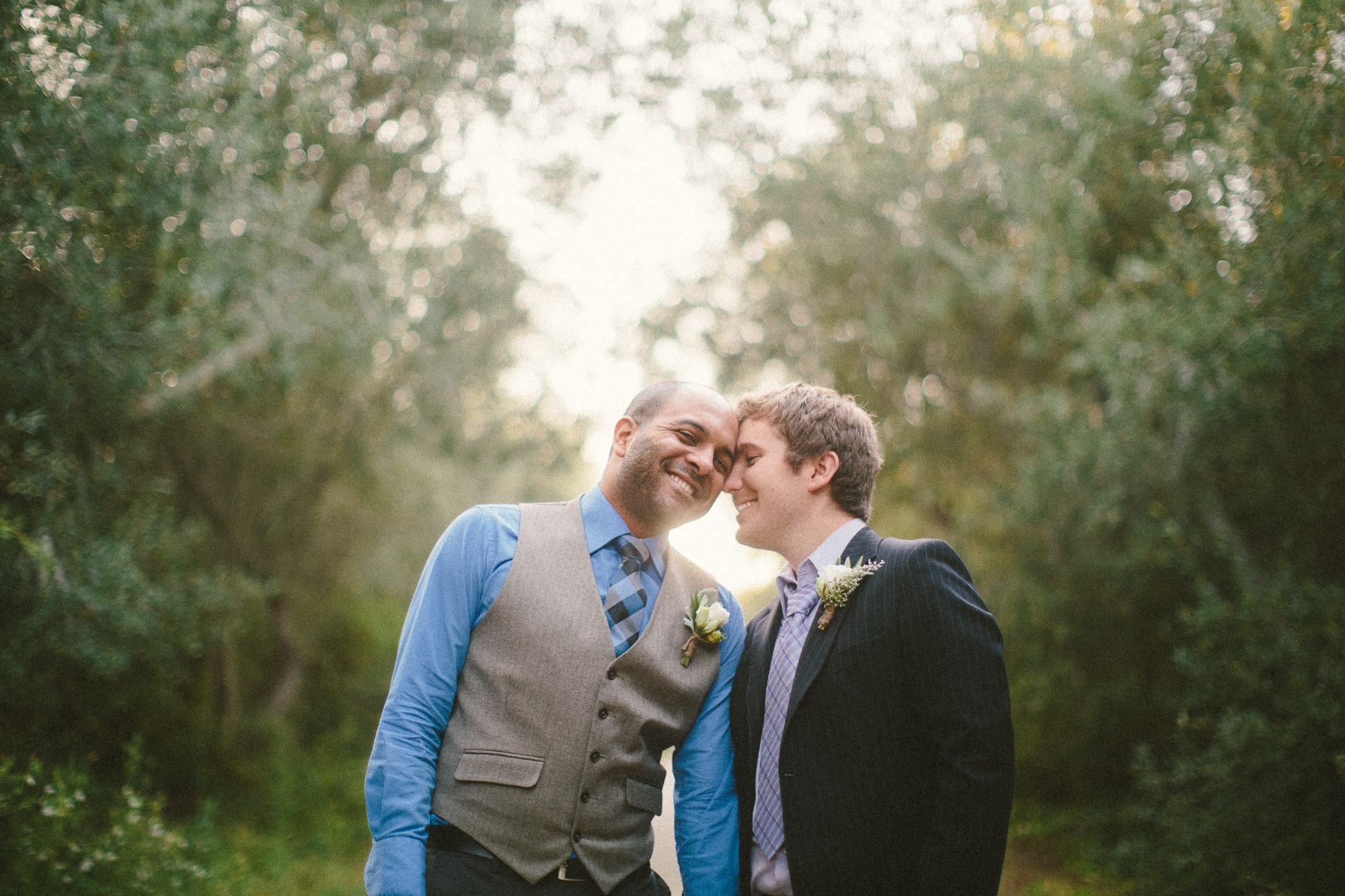 Gay Elopement