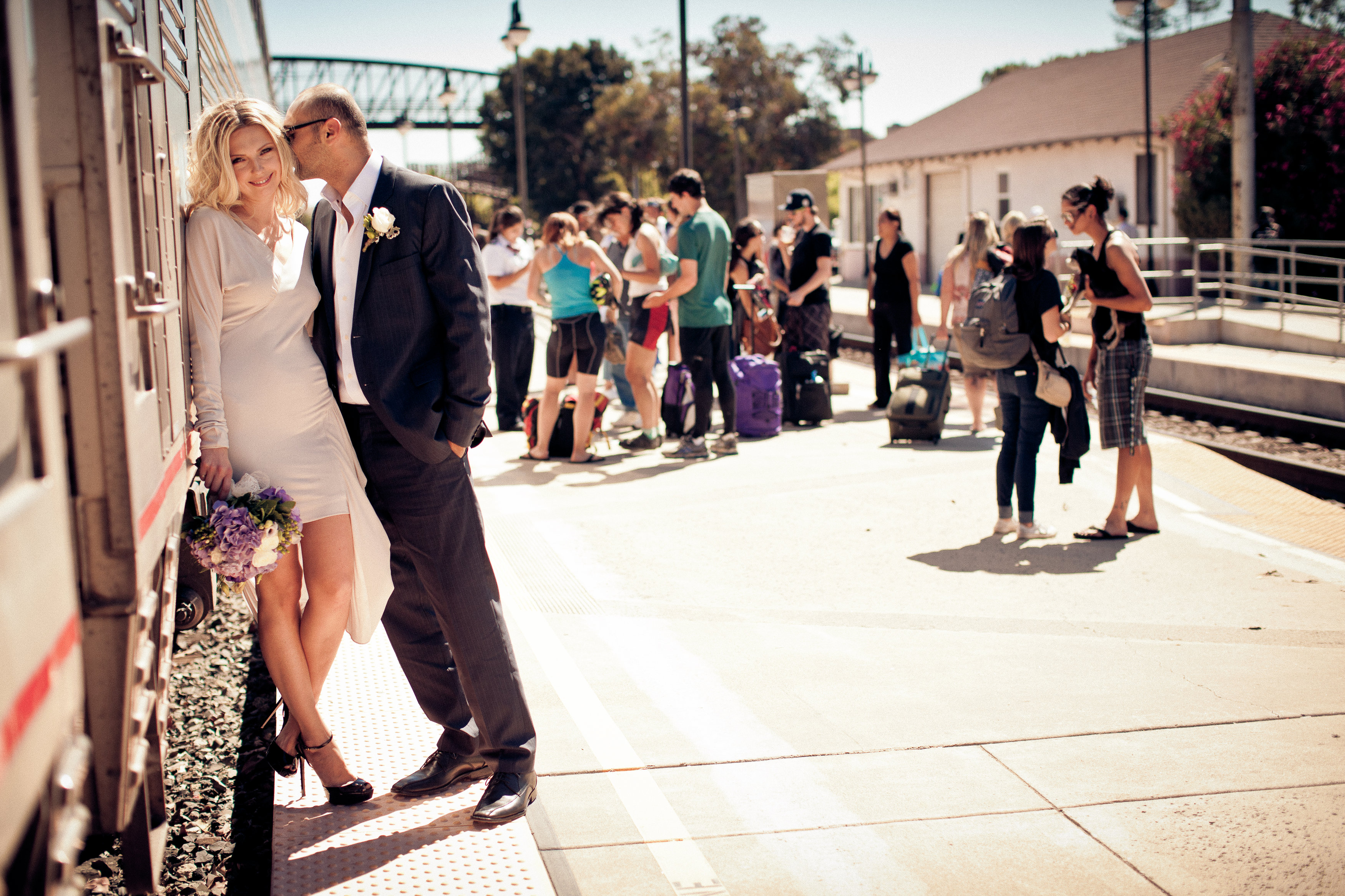 San Luis Obispo Pop-Up Wedding