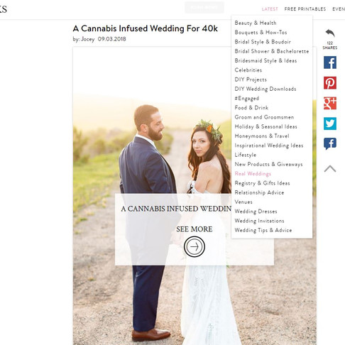 420 Wedding Harmony Chapel on Wedding Chicks | Le Festin Events